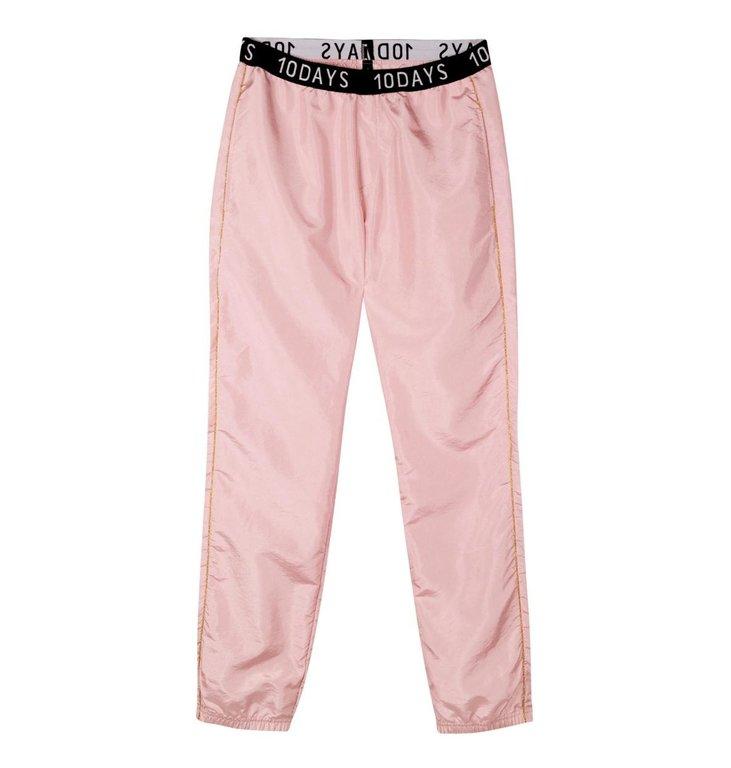 10Days 10Days Pink Jogger Metallic 20.014.0202