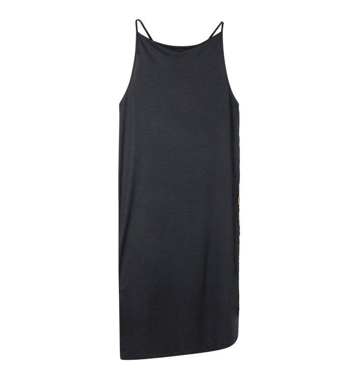10Days 10Days Dark Grey Blue Holiday Dress 20.309.0202