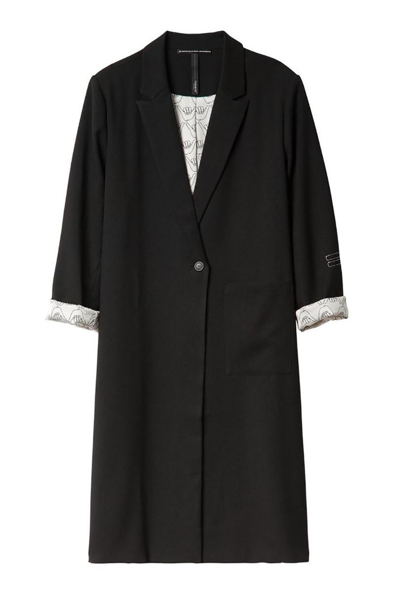 Long Lammy Coat