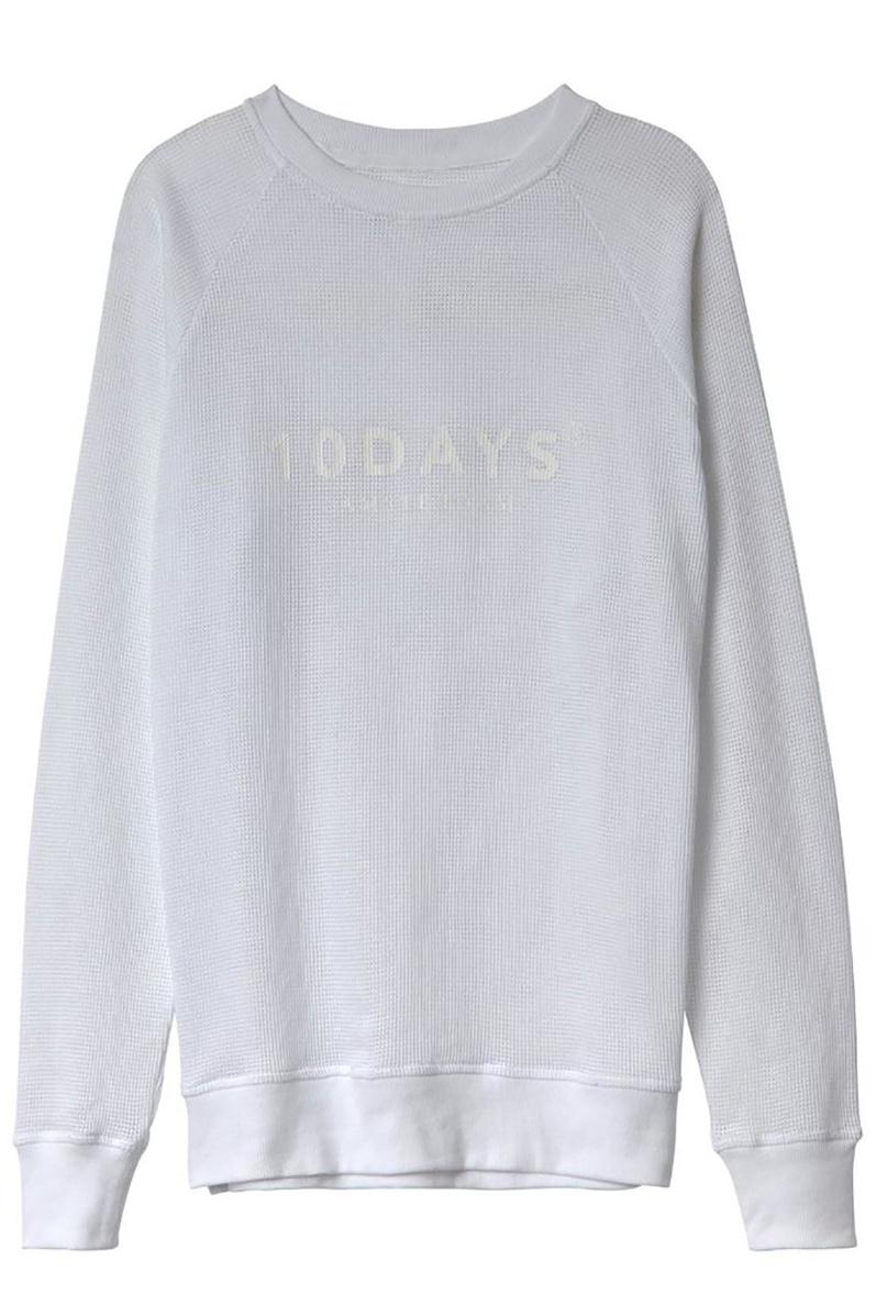 Sweater Velvet Bow