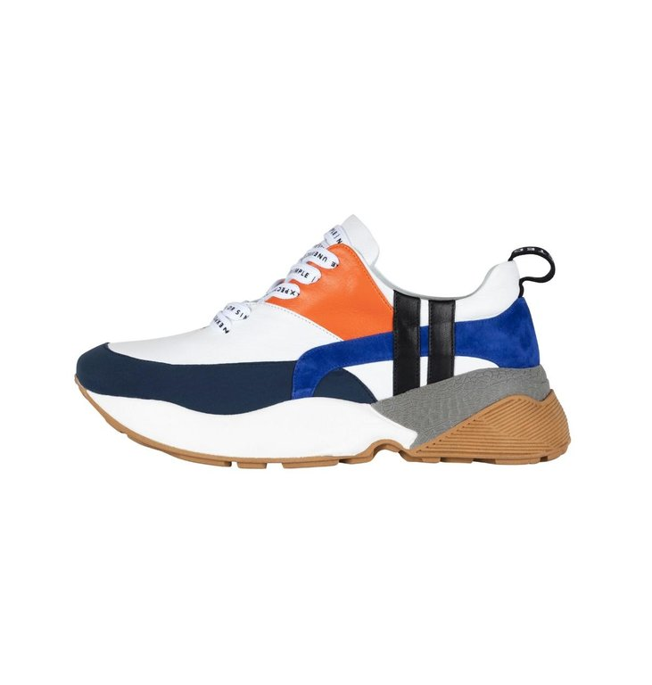 10Days 10Days Blue Tech Sneakers 1.0 20.934.0202