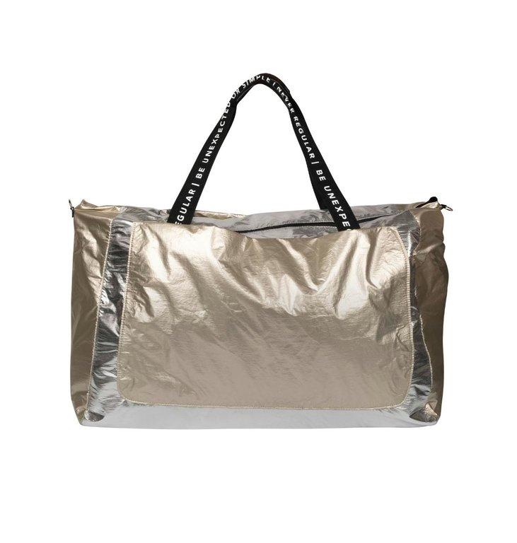 10Days 10Days Gold Weekend Bag Metallic 20.964.0202