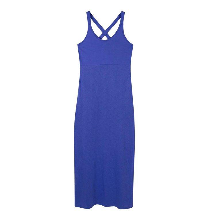10Days 10Days Blue Wrapper Dress Jersey 20.303.0202