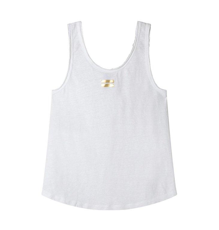 10Days 10Days White Top Linen 20.450.0202