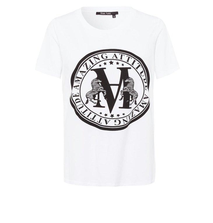 Marc Aurel Marc Aurel White Shirt 7938-7000-72953
