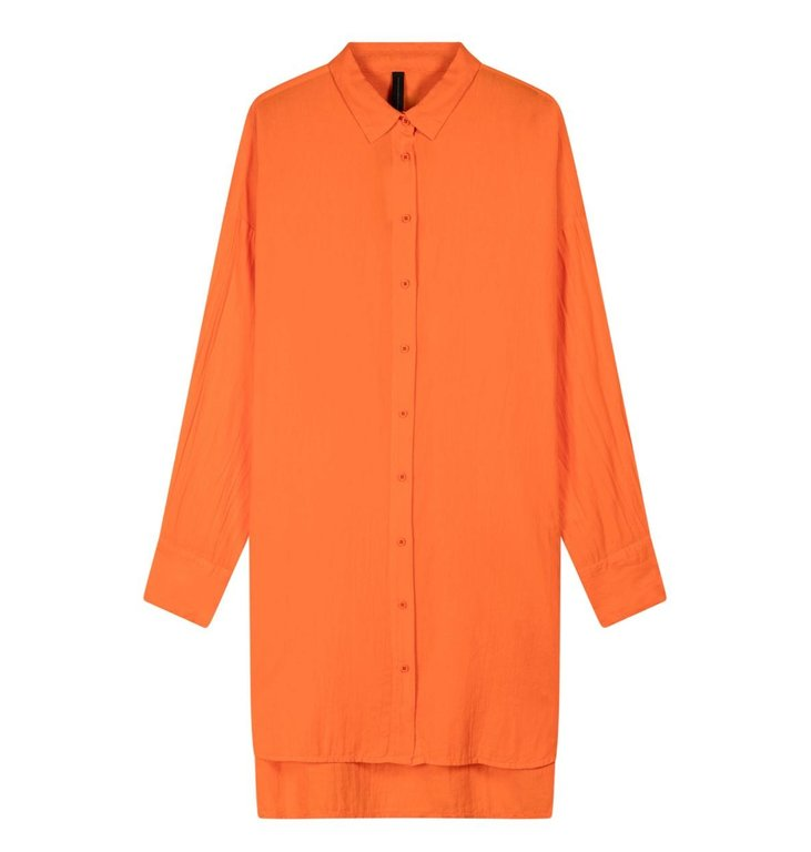 10Days 10Days Orange Shirt Dress 20.400.0202