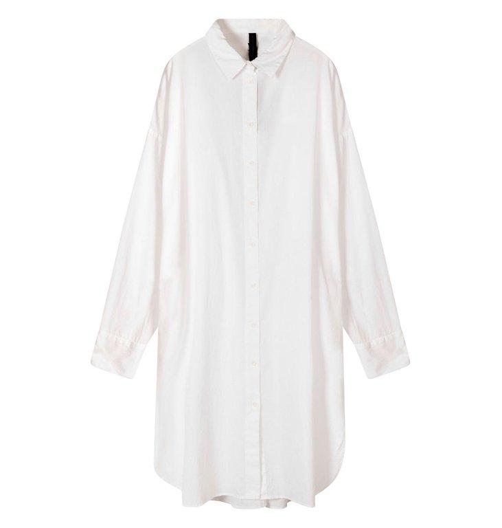 10Days 10Days White Shirt Dress 20.400.0202