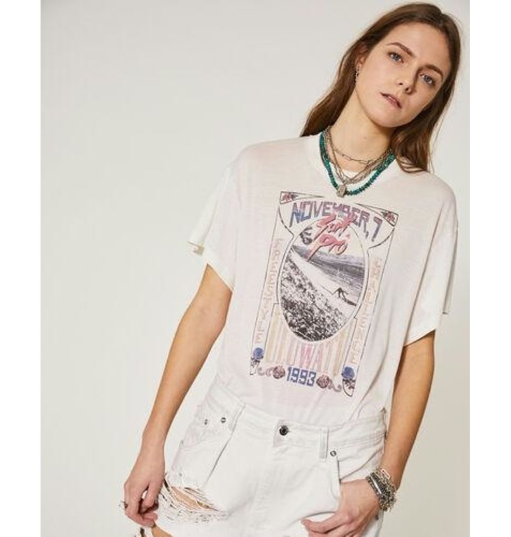 IRO IRO White T-shirt Lynx