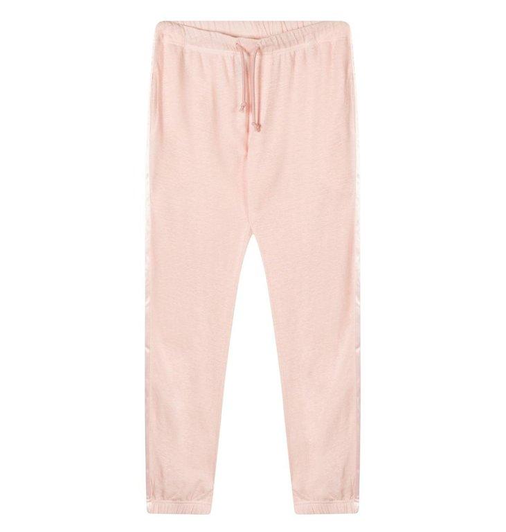 10Days 10Days Soft Dirty Pink Jogger Linen 20.041.0205