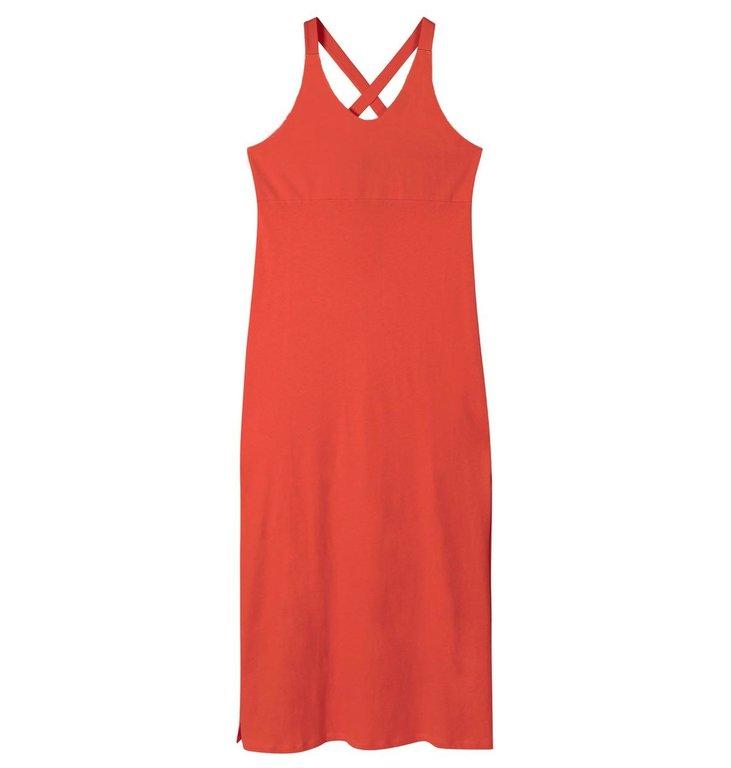 10Days 10Days Fluor Red Wrapper Dress 20.303.0205