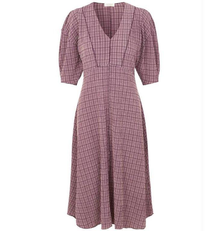Notes du Nord Notes du Nord Pink Pam Dress 11795