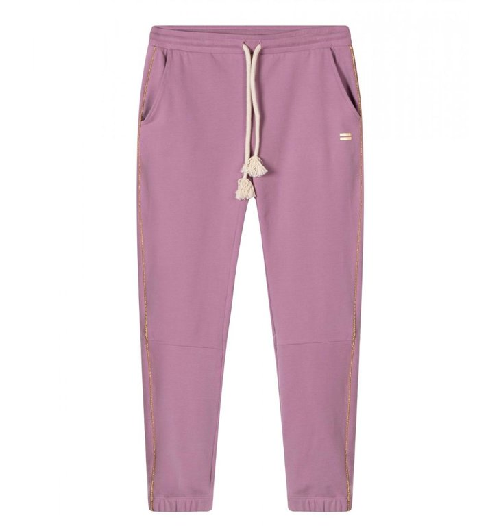 10Days 10Days Very Grape Cropped Jogger 20.003.0205
