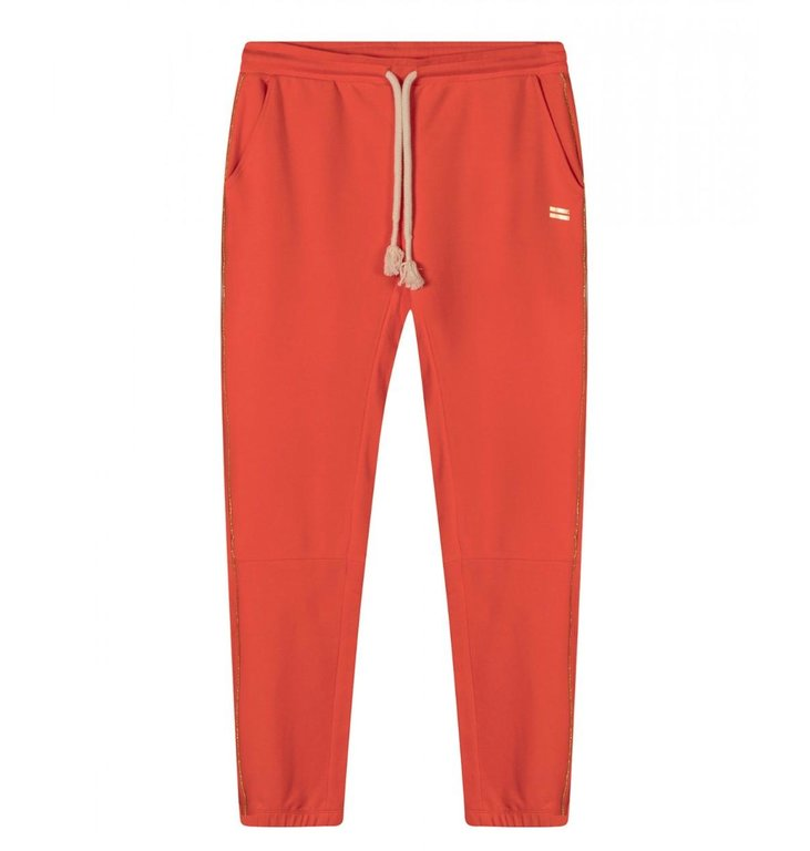 10Days 10Days Fluor Red Cropped Jogger 20.003.0205