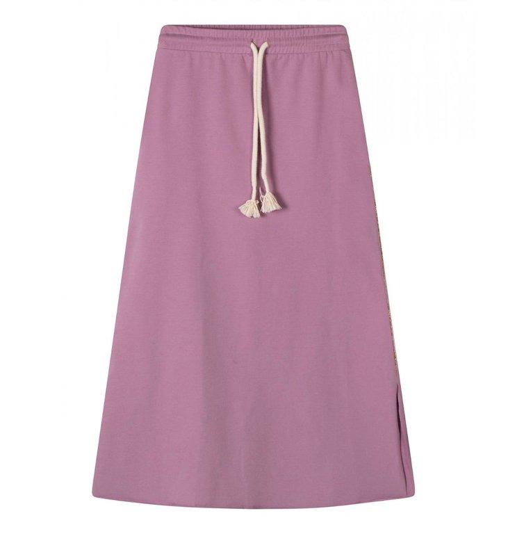 10Days 10Days Very Grape Skirt 20.102.0205