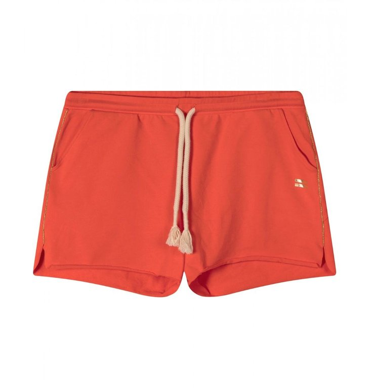 10Days 10Days Fluor Red Perfect Shorts 20.202.0205