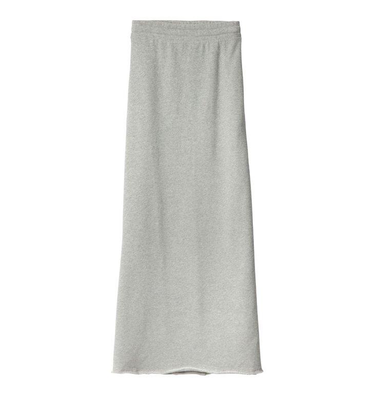 10Days 10Days Light Grey Melee Easy Skirt 20.110.0201