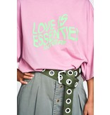 Essentiel Antwerp Pink T-shirt Weez