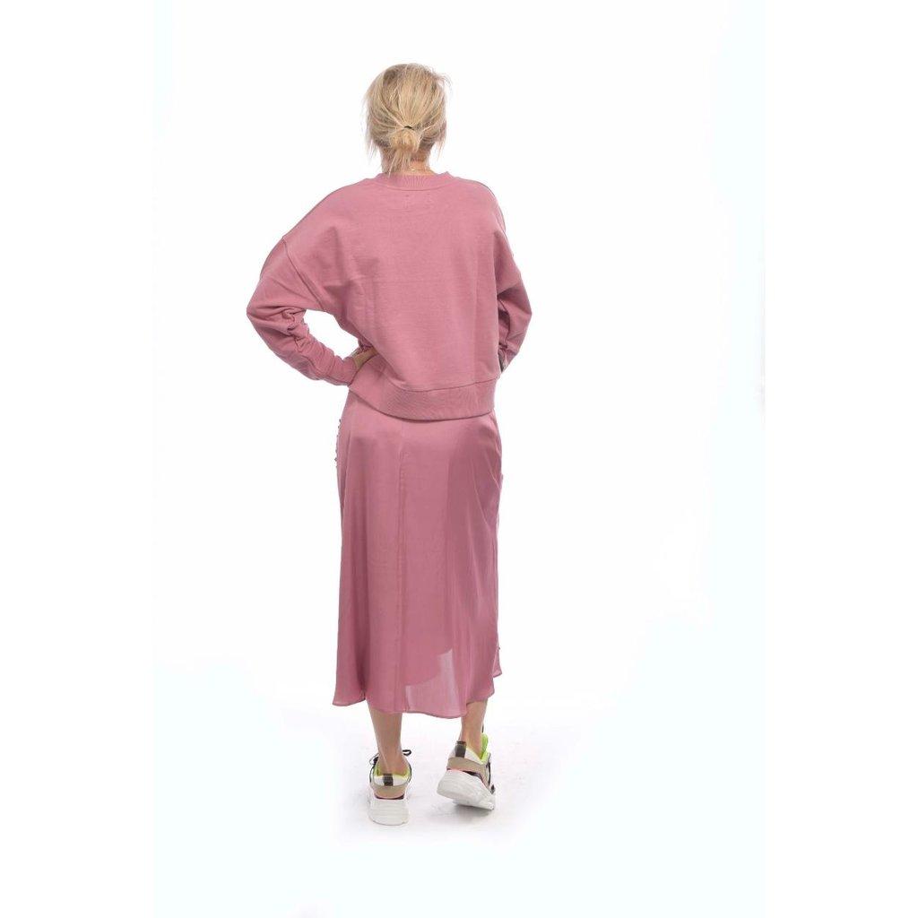 Essentiel Antwerp Oud Roze Sweater Wiot