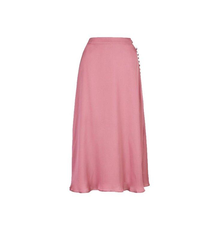 Essentiel Antwerp Essentiel Antwerp Oud Roze A-Line Skirt Woord
