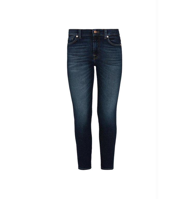 7 For All Mankind 7 For All Mankind Blue Roxanne Ankle Vintage Jeans JSVYA910