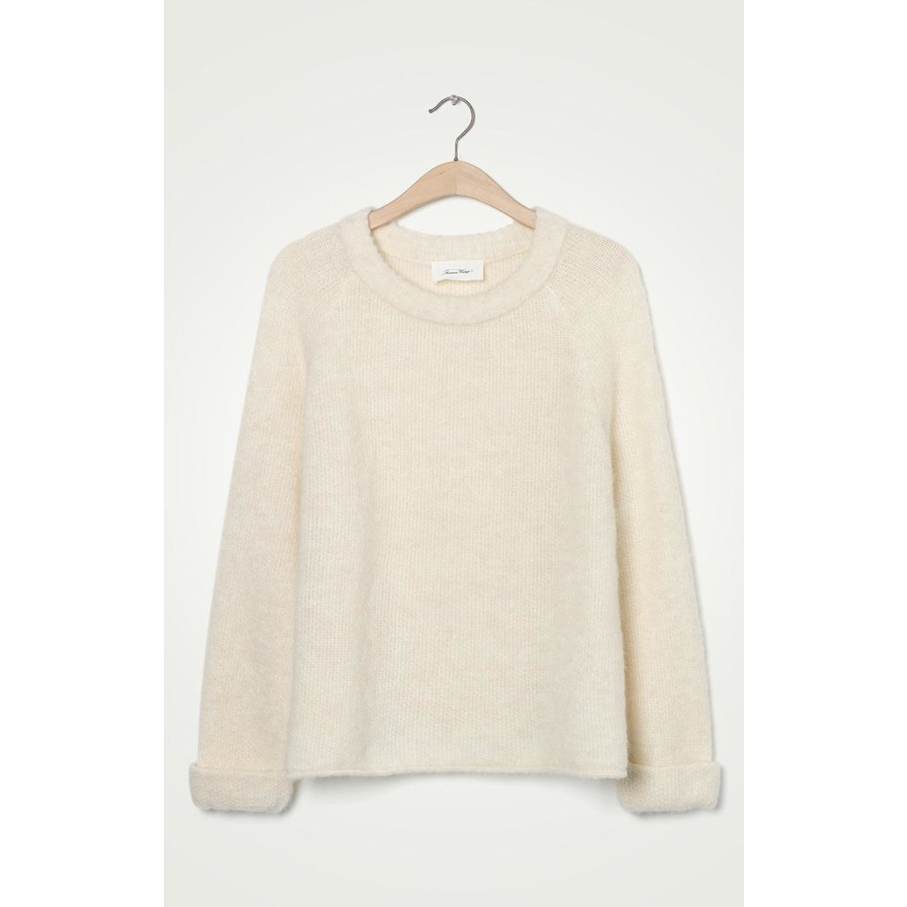 American Vintage Off White Pull East18a