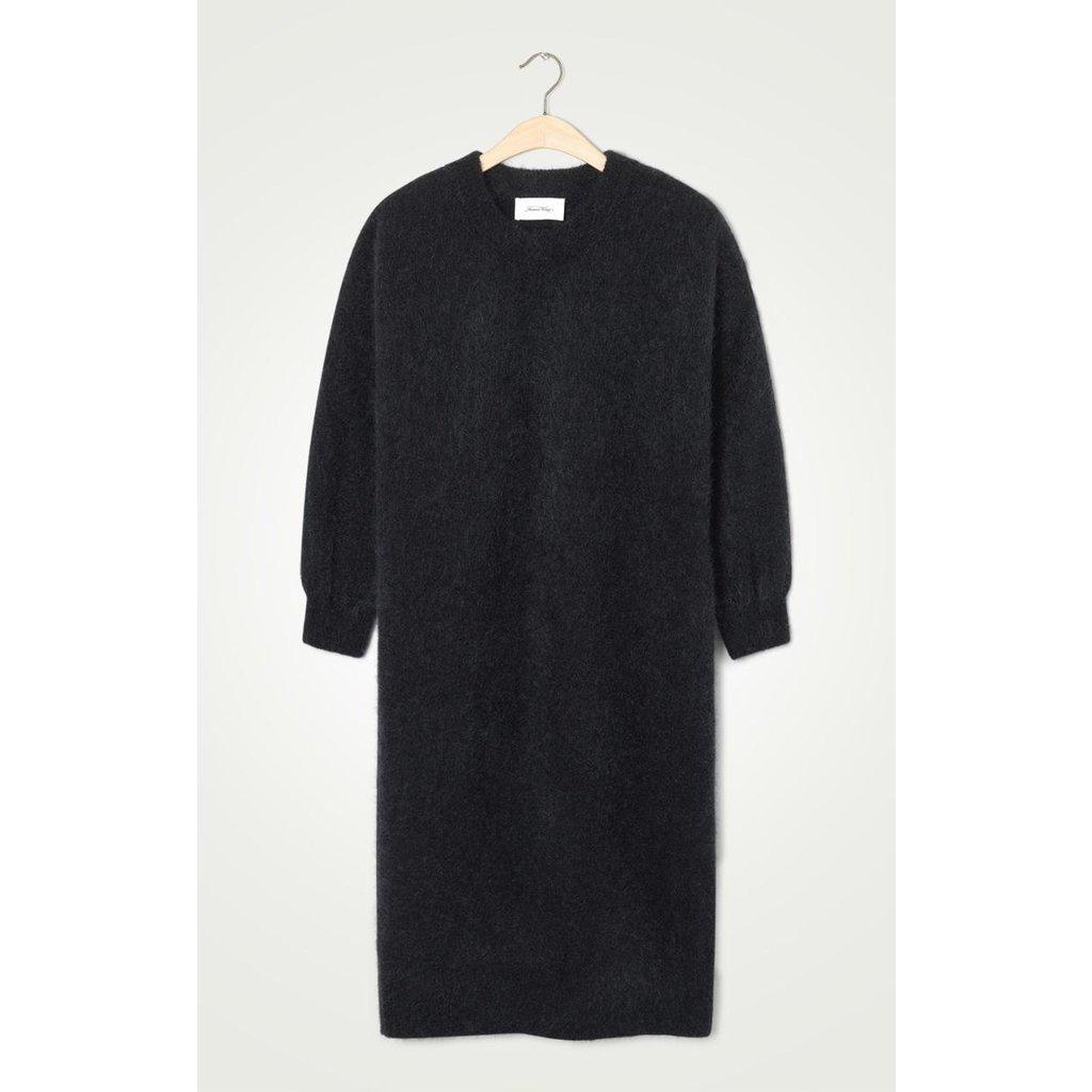 American Vintage Black Knit Zabi14a