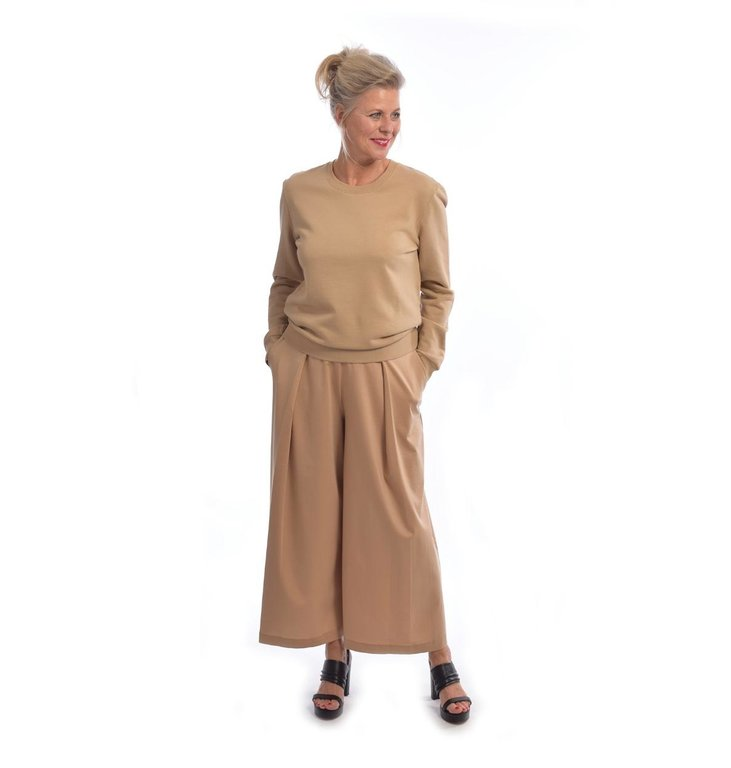 Max Mara Weekend Max Mara Weekend Camel Sweater Nuvole