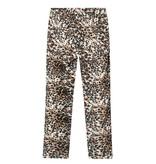 10Days Winter White Sporty Pants Leopard 20-015-0203