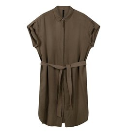10Days 10Days Dark Safari Shirt Dress 20-411-0203