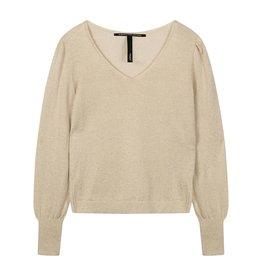 10Days 10Days Gold Sweater Lurex 20-604-0203
