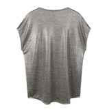 10Days Silver The Foil Tee 20-745-0203