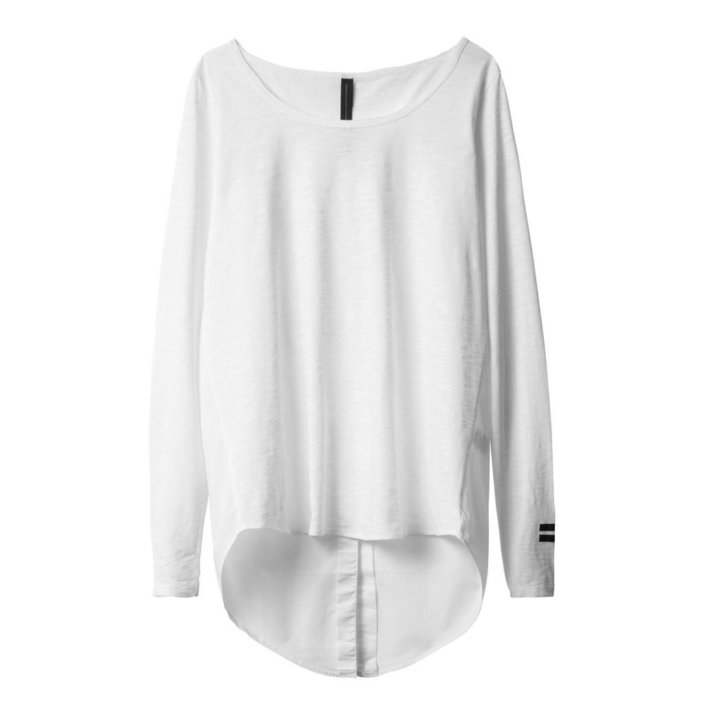 10Days White Smoking Shirt 20-770-0203