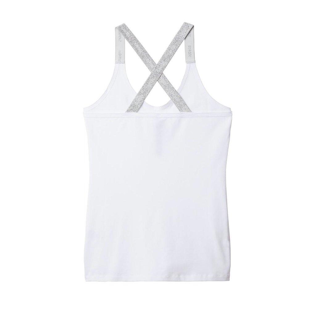 10Days White THE WRAPPER LUREX LOGO 21.705.9900