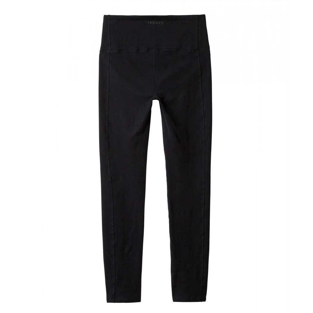 10Days Black /Black Yoga Legging Long 21.026.9900