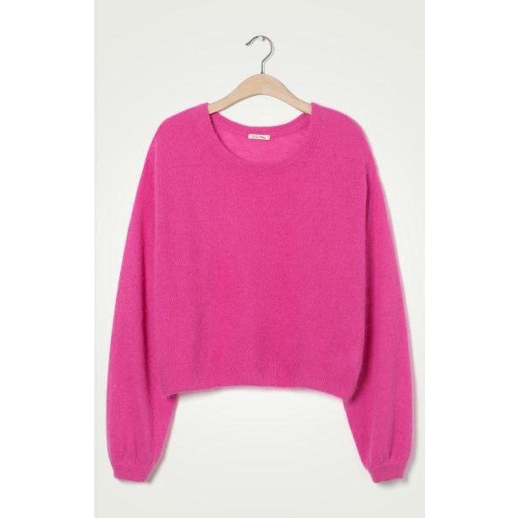 American Vintage Pink Pull Miti236H