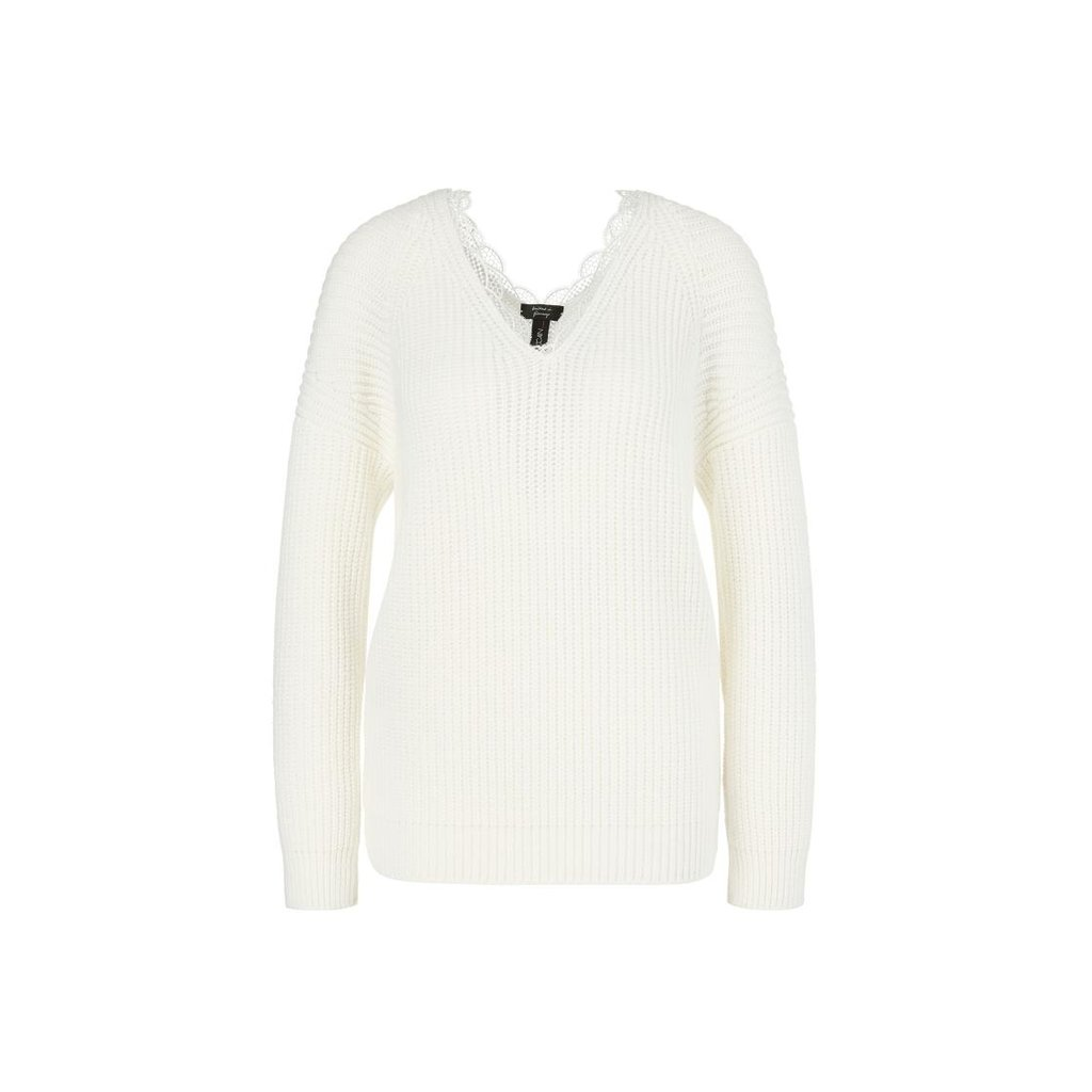 Marc Cain Off White Knit PC4119-M11