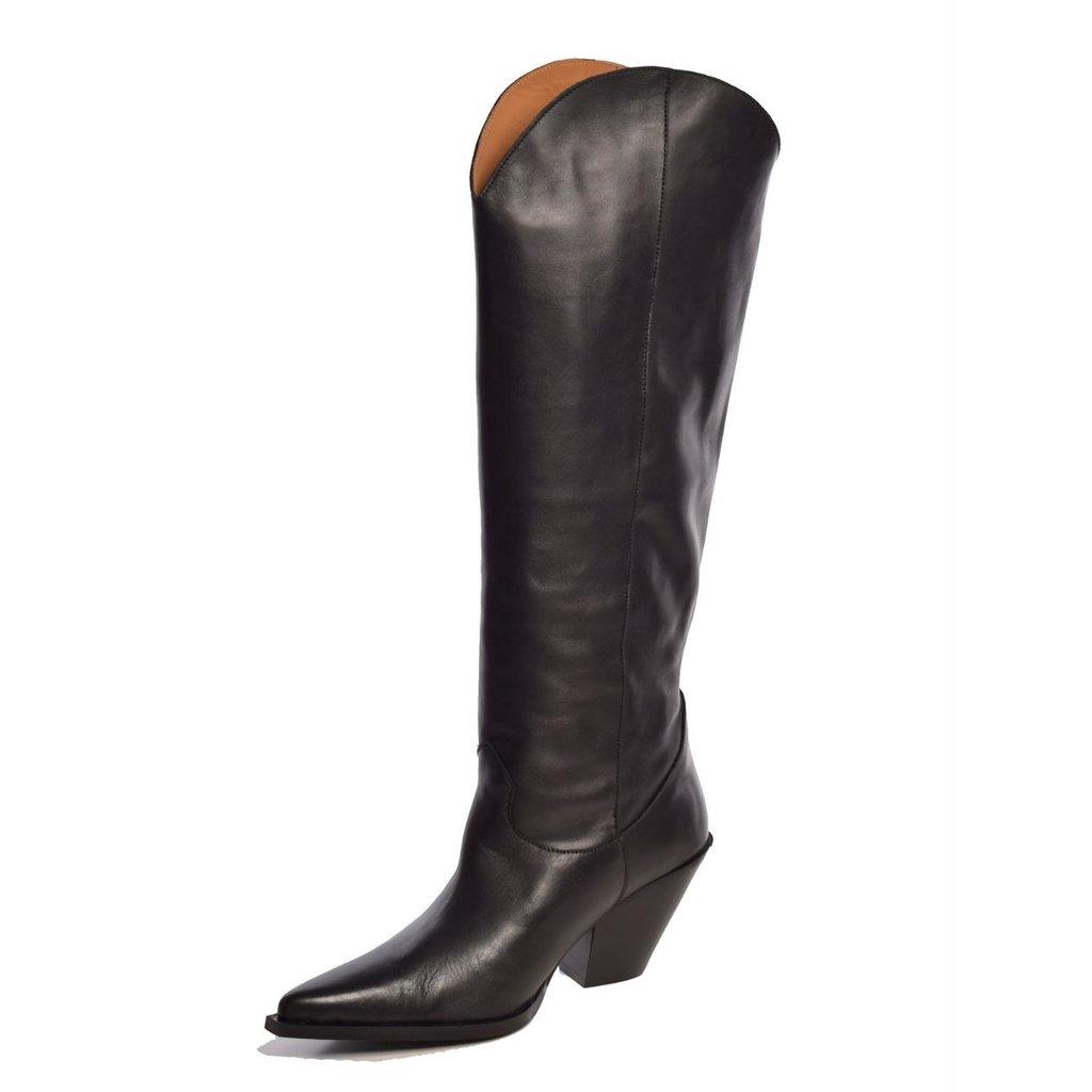 Toral Shoes Black Laarzen TL-12512