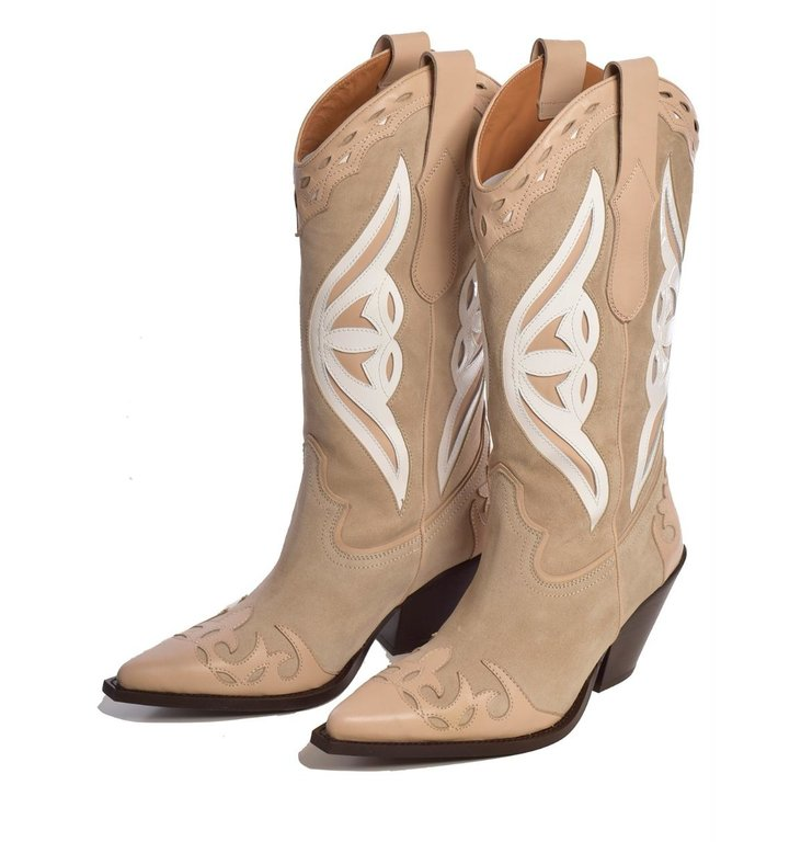 Toral Shoes Toral Shoes Camel Laarzen TL-12514 Claartje