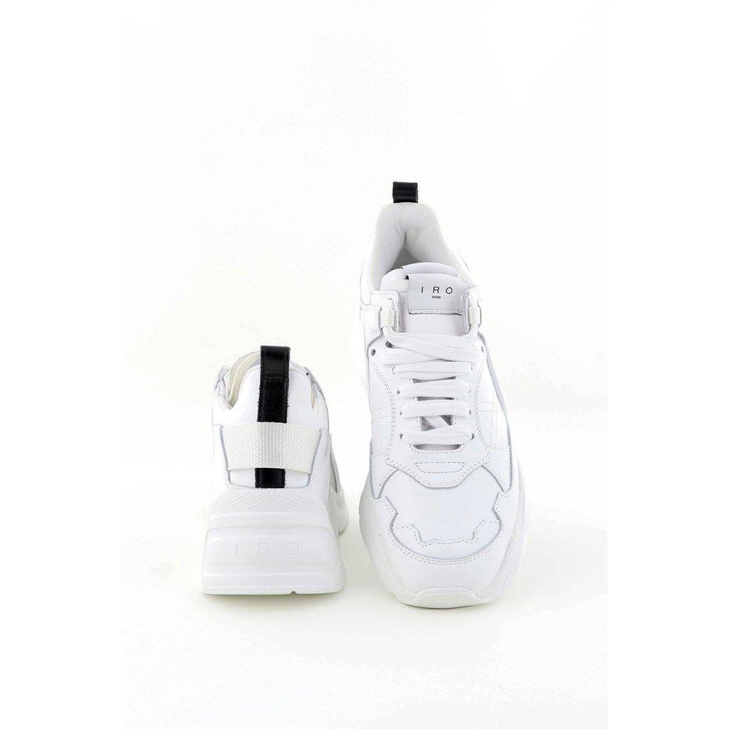 IRO White Sneaker Curverunner