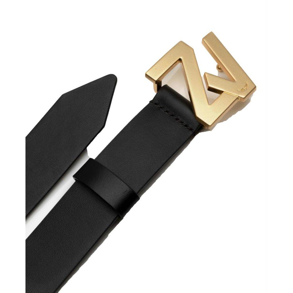 Zadig & Voltaire Black Belt ZV Initiale