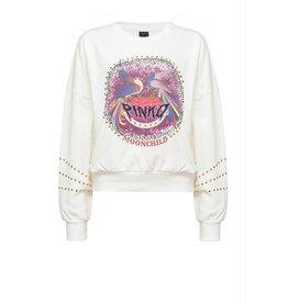 Pinko Pinko Off White Sweater Bernardo Maglia