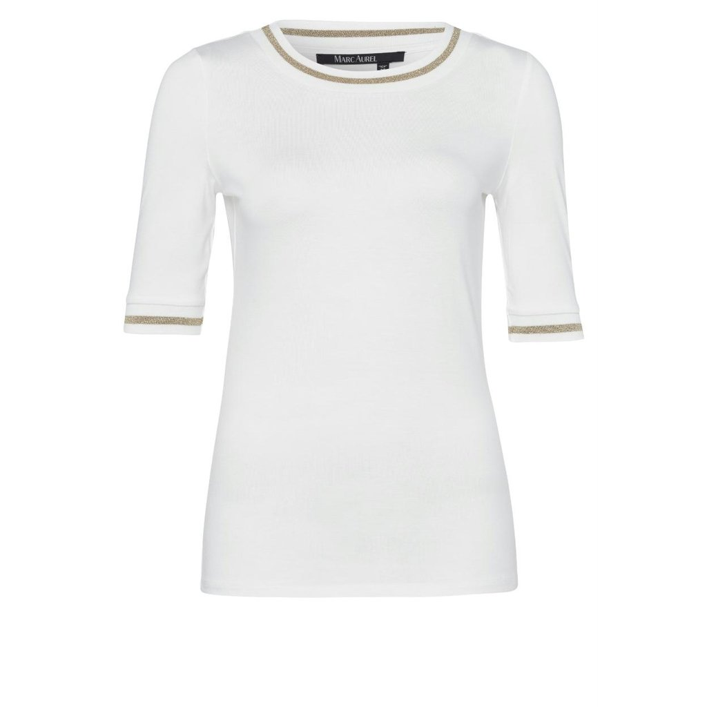 Marc Aurel Off White Shirt 7880-7000-73116