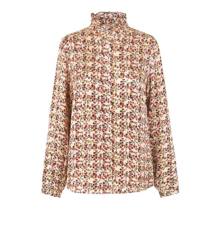 Second Female Second Female Multicolour Decor Shirt 53790