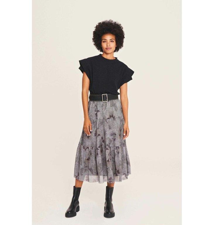 Ba&sh Ba&sh Gold Skirt Land