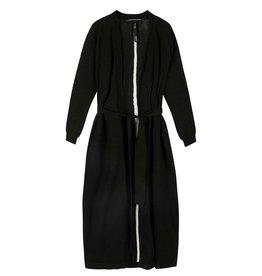 10Days 10Days Black long cardigan 20-651-0203