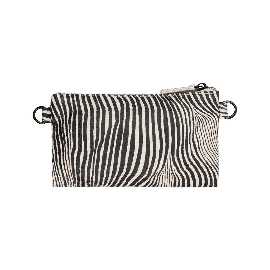 10Days Safari mini pouch zebra 20-961-0203