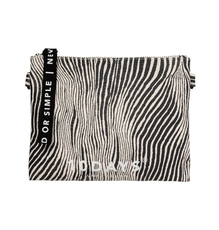 10Days 10Days Safari make-up bag zebra 20-962-0203