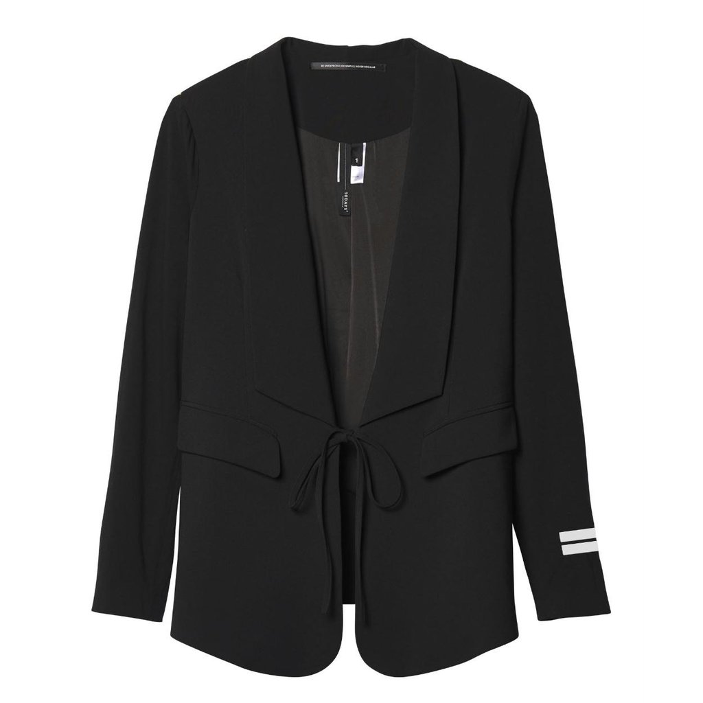 10Days Black smoking blazer 20-515-0203