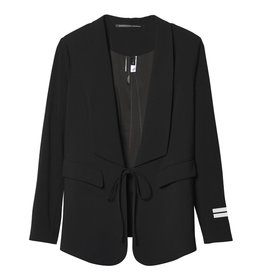 10Days 10Days Black smoking blazer 20-515-0203
