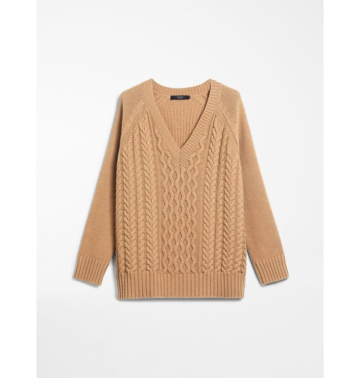 Max Mara Weekend Max Mara Weekend Camel Pull Vik